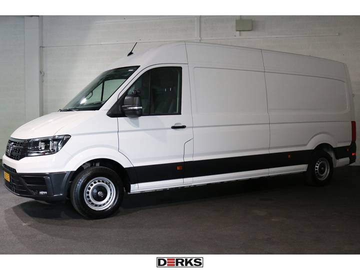 Volkswagen Crafter 35 2.0 TDI L4 H3 Airco - 2017