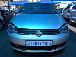 Volkswagen Polo Vivo 2015 5-doors 1.4 Hatch Back 300 km