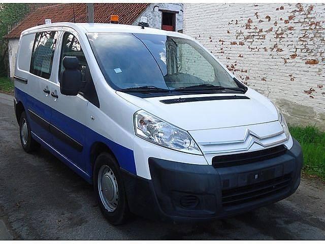 Citroën Jumpy - 2008