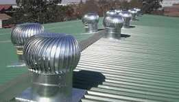Cool Air Roof Ventilation Systems