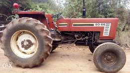 Fiat tractor 80:66