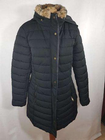 1a13db6de6abb FIRETRAP PŁASZCZ kurtka damska czarna 44/42 UK16 - Dulcza Wielka - Opis  aukcji.