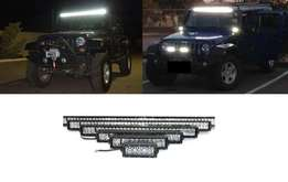 LED Light bars: For Toyota,subaru,nissan,jeep,mitsubishi,ford:18000ksh