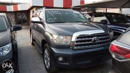 Very Clean Foreign Used Limited Edition Toyota Sequoia 2008 Model.