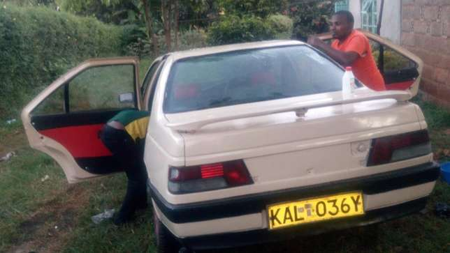 A well maintained Peugeot 405 Uthiru - image 2