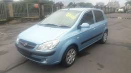 A Must see 2010 Hyundai 1.4 Getz with electric Windows and aircon, FSH