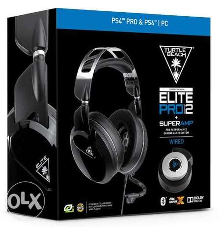 Turtle beach Elite Pro 2 + SUPEAMP