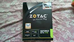 New Zotac gtx 770 4gb