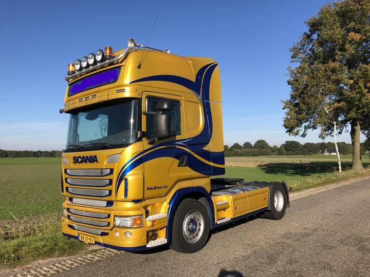 Scania R 420 A 4X2 EEV - 2010
