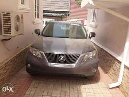 Lexus Rx350 Silver 2012. Foreign Used