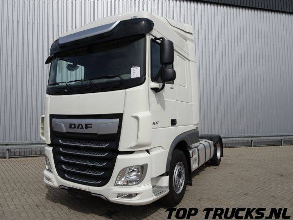 DAF FT XF 480 SC + RETARDER 5x in STOCK - 2018