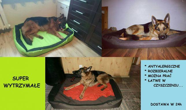 4a85d7e86f9fef Legowiska Kojce Owczarek Niemiecki Pittbul Rottweiler + Gratis Wysyłka  Tarnów - image 2