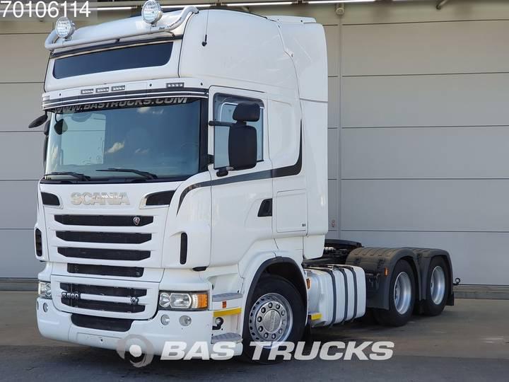 Scania R560 6X4 Retarder V8 Hydraulik ADR - 2013