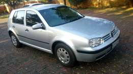 2002 Golf 4,for sale
