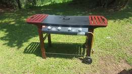 Escape 4 Burner Gas Braai