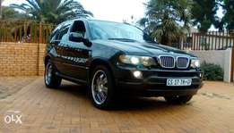 BMW X5 4.4i to sell R90.000 or swop
