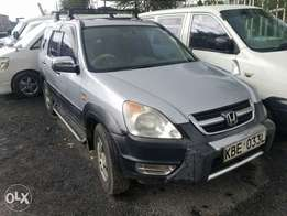 Honda Crv with sunroof,clean condition