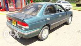 Nissan b15,kbf, auto,1.5cc..in good condition.