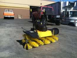"Walk Behind Swepper, 40"" Power Broom"