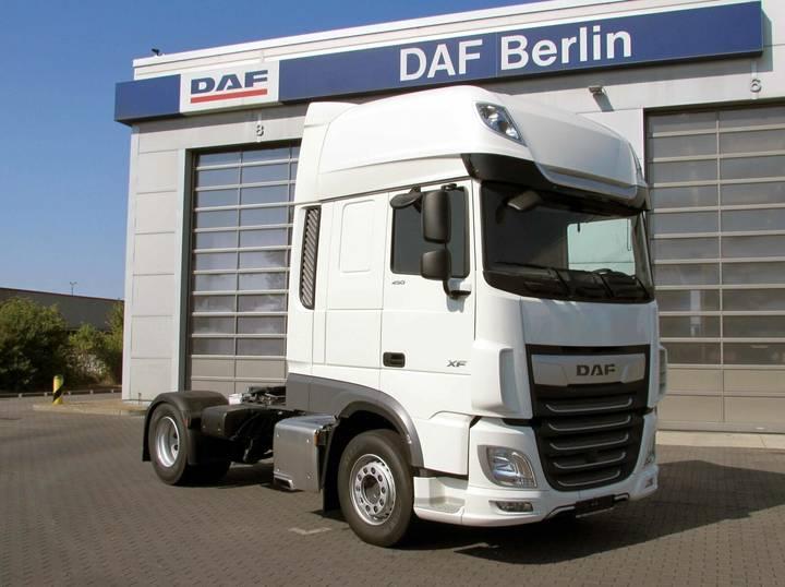 DAF XF 450 FT SSC, TraXon, Intarder, Euro 6 - 2019