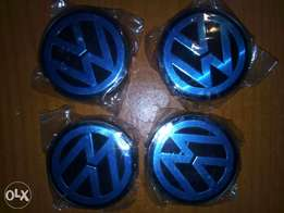Vw golf small wheelcaps