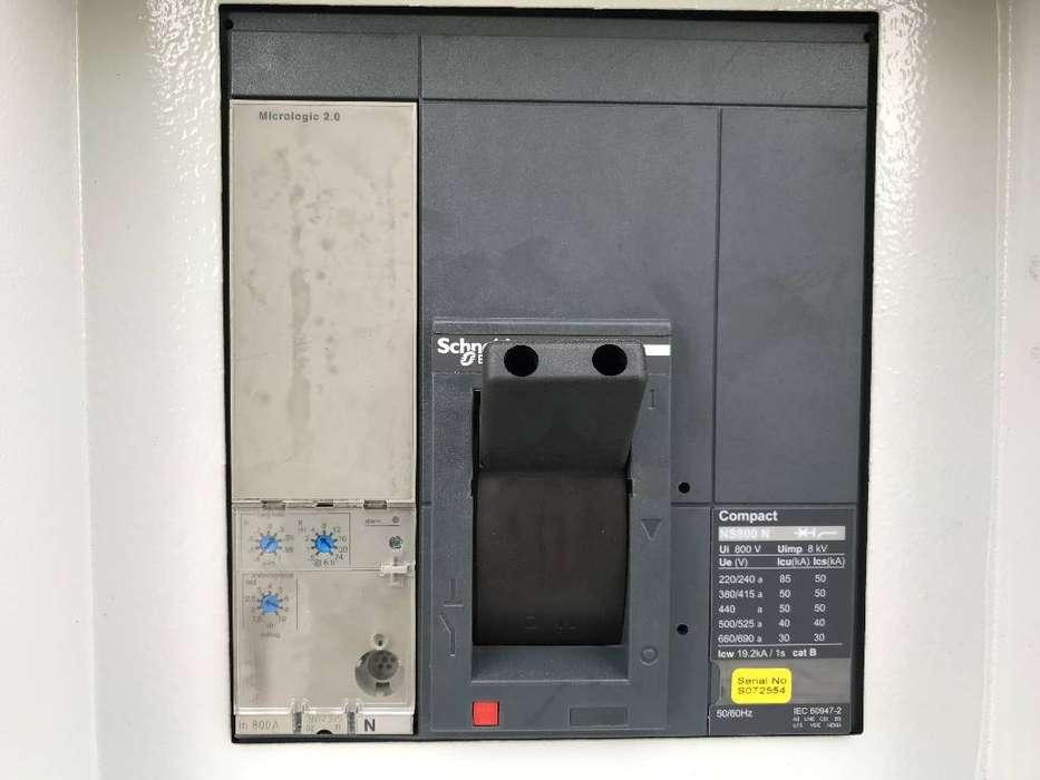 Doosan DP158LD - 580 kVA Generator - DPX-15557 - 2019 - image 7