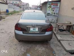 Infiniti M35 2007 For Sale at 2m(Best Price Ever For A luxurious car)