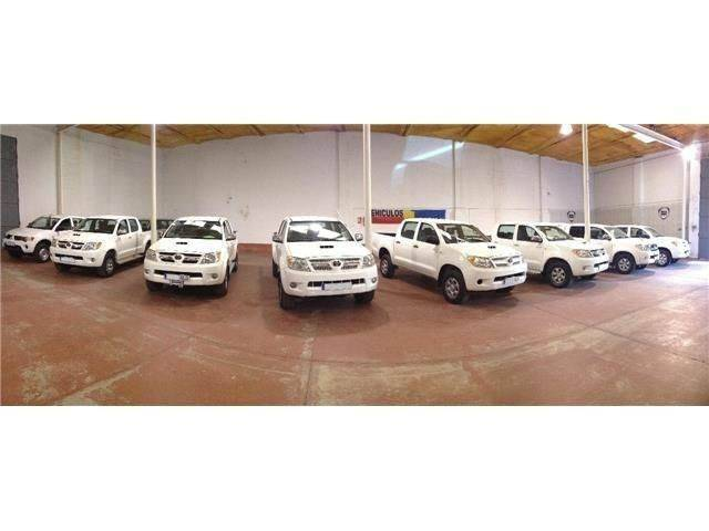 Toyota Hilux 2.5d-4d Cabina Doble Gx - 2011