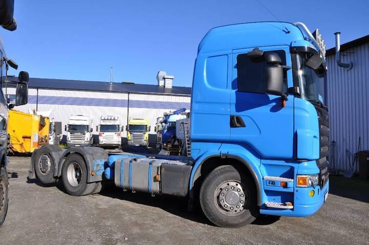 Scania R480 6x2 - 2007