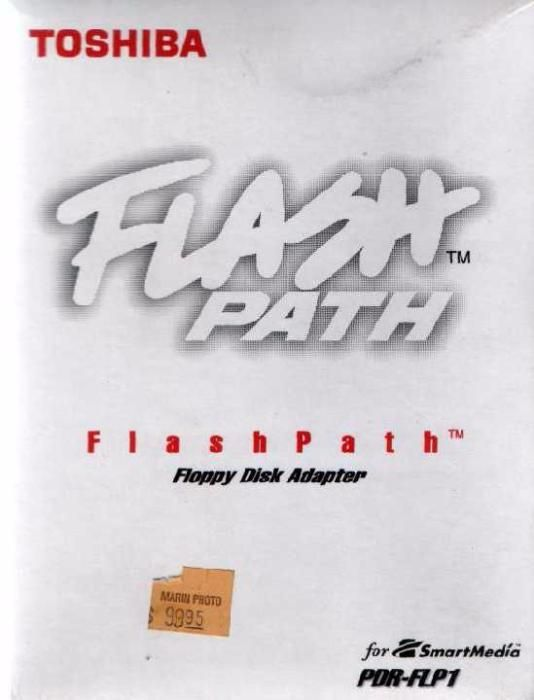 FLASHPATH SMARTMEDIA DRIVERS FOR WINDOWS