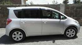 Toyota Ractis just arrived on sale