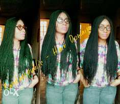 Braided Wigs on Xmas Sales Now
