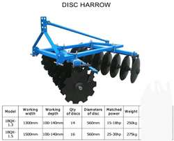 NEW Disc Harrows, for sale