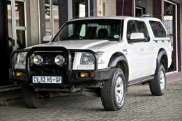 Ford - Ranger III 2.5 TD Double Cab 4X4 Safety for sale