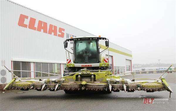 Claas Orbis 900 Ac Ts Pro - 2012
