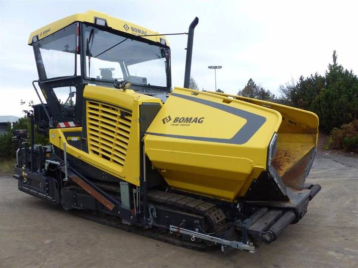 BOMAG BF 600-2C - S500 - 2014