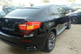 2010 BMW X6 AWD SUV Direct Tokunbo.