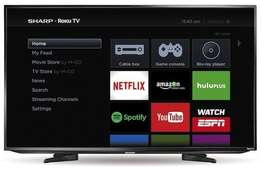 TCL 40 Inches Brand New Smart Tv with WiFI Internet at My Shop