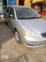Tokunbo 2006 Toyota corolla silver