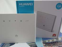 Huawei B315 4G LTE Wi-Fi Router,Box still sealed.