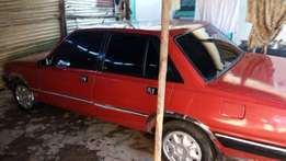 well maintained PEUGEOT 505
