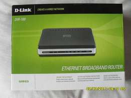 Ethernet Broadband Switch 4 Port