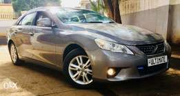 Toyota Mark X Fully Loaded Just Arrived Asking Price 1,550,000/=