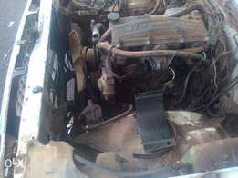 Isuzu Kb250 Engine4JA1