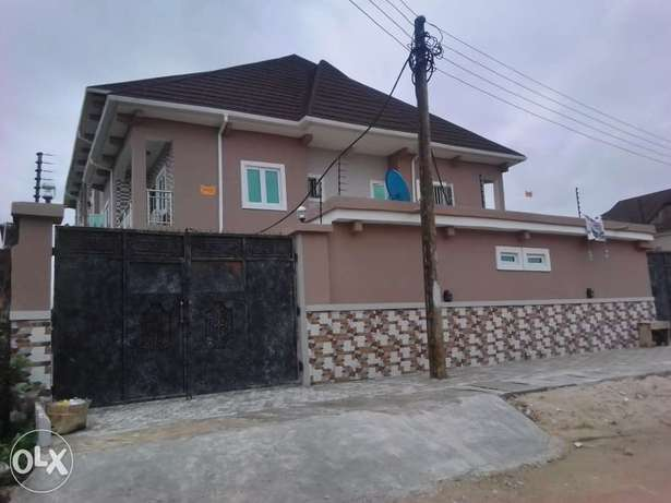 newly built 2 bedroom flat for rent at Lakeview estate, Amuwo Odofin Amuwo Odofin - image 1