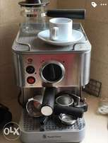 Russel Hobbs Cappucino/espresso coffee machine