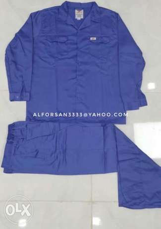 Coverall Work Uniform Pant & Shirt Jeddah - image 2
