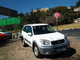 2004 toyota rav4 2.0 automatic for sale