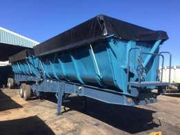 2008 Top Trailer Side Tipper Link for sale