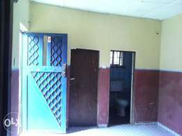 A one bedroom flat for rent in Mpape at N200k